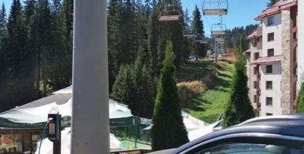 Зарядна станция в Пампорово