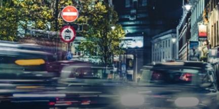 LPR софтуер за анализ на трафика